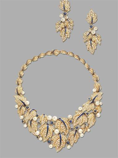 """Gold.ua: """"Прибыль от продажи эксклюзивных драгоценностей Маргарет Тэтчер превысила все ожидания"""""""