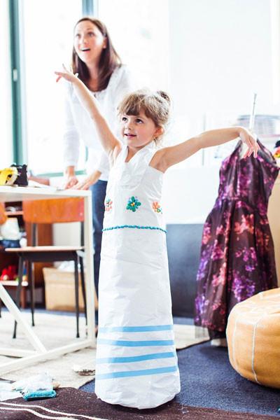 Уникально: 4-летняя девчушка стала дизайнером известного бренда