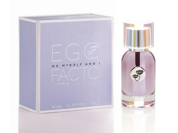 """Ego Facto """"Me, myself and I"""""""