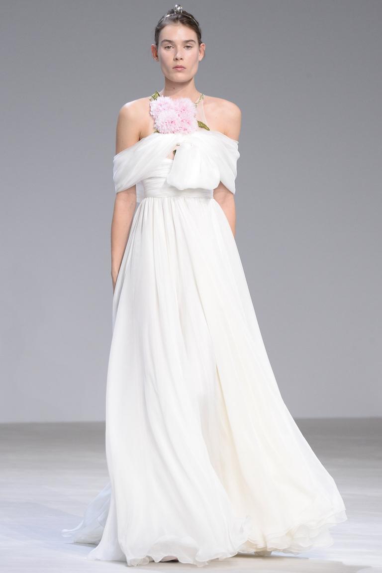 Giambattista Valli Haute Couture весна-лето 2016 обзор фото