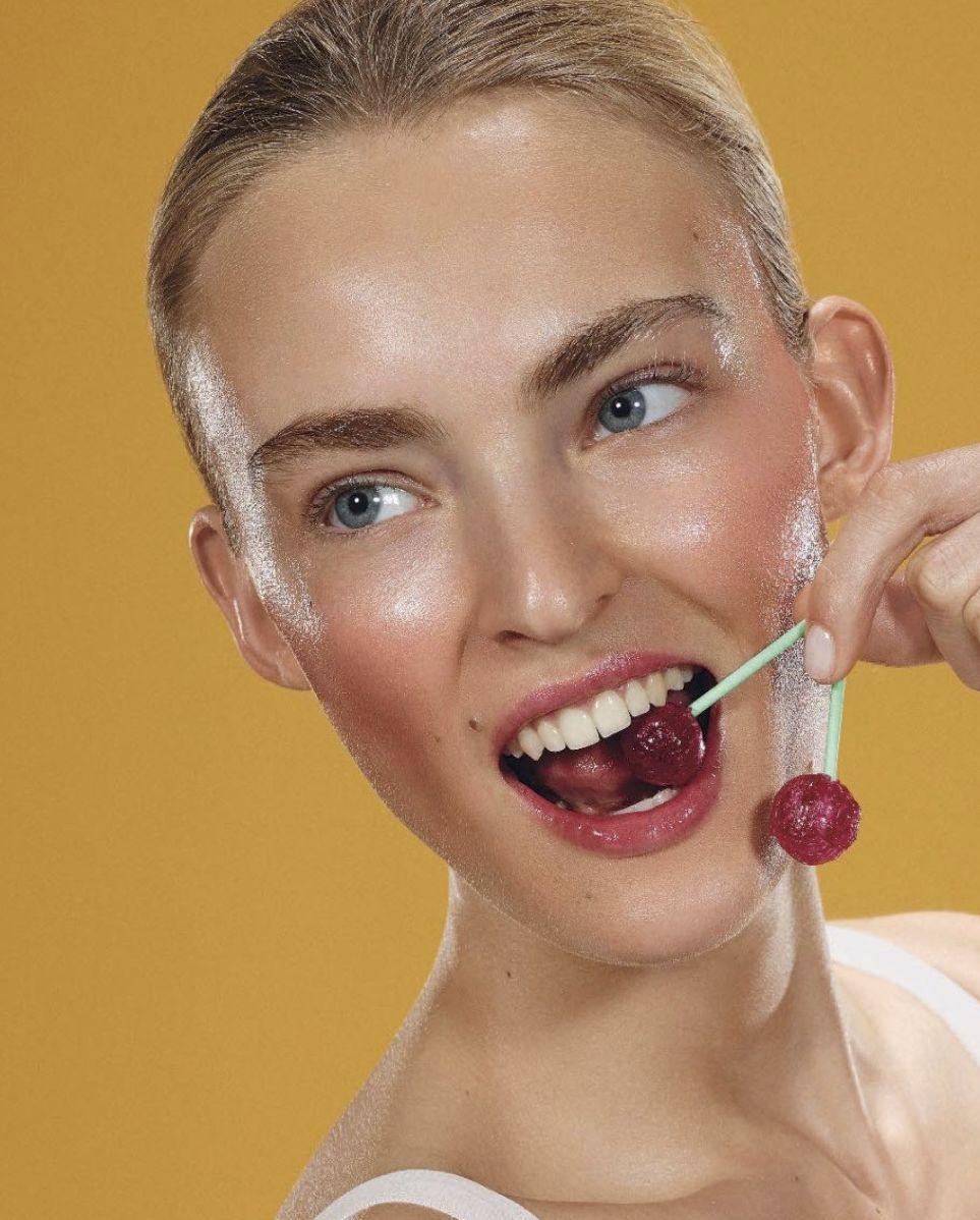 летний макияж