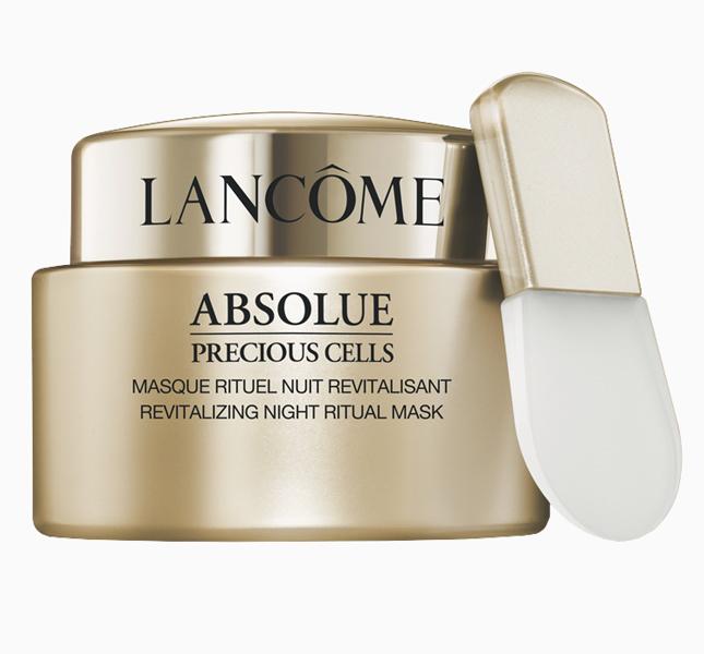 Ночная смена: новая маска Absolue Precious Cells от Lancome работает пока ты спишь