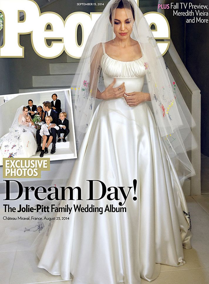 Свадебный бум в Голливуде: свадьбы звезд 2014