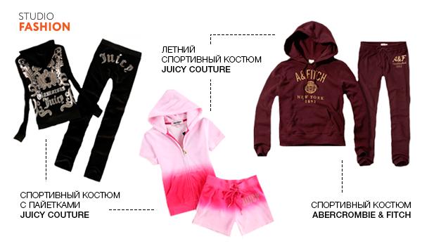 Ведущие фешн-бренды женских спортивных костюмов