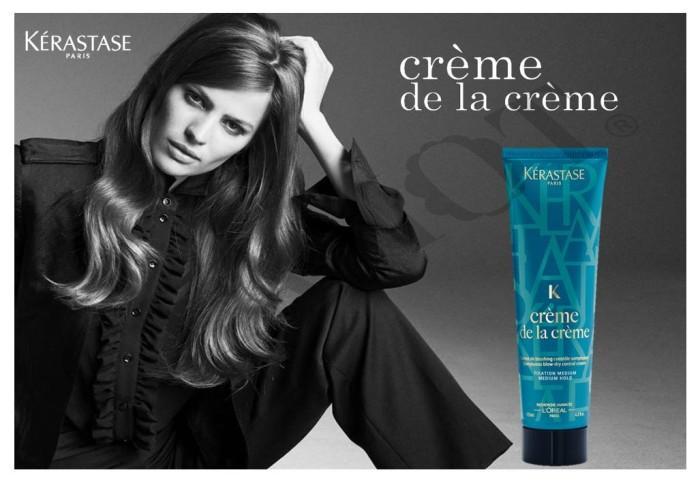 Угомонить неугомонное: Creme de la Creme - новинка от Kerastase для укладки тонких волос