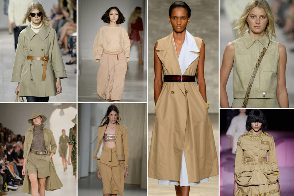 New York Fashion Week 2015: 10 самых стильных трендов
