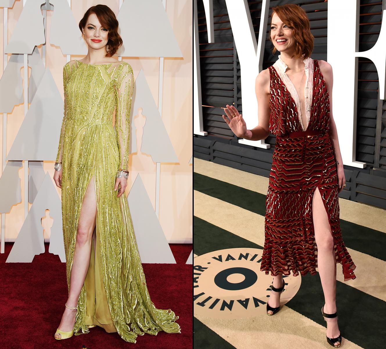 Невероятные трансформации звезд на церемонии Оскар-2015