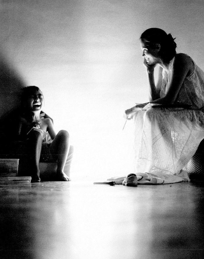 Остановись, мгновение! 25 самых редких фото Анджелины Джоли