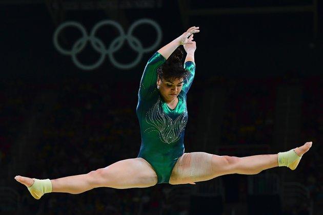 Олимпиада 2016: пользователи Интернета обвинили гимнастку в лишнем весе