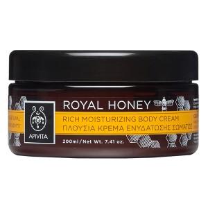 Увлажняющий крем для тела Royal Honey