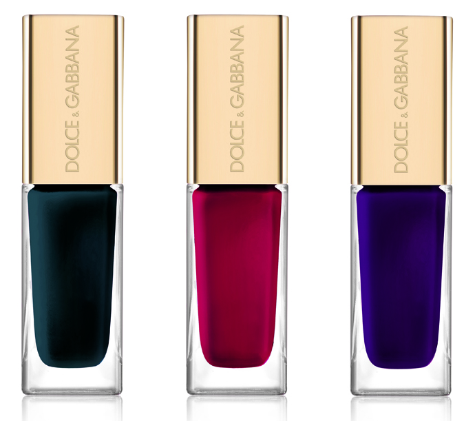 Сочная осень: потрясающая коллекция макияжа от Dolce Gabbana