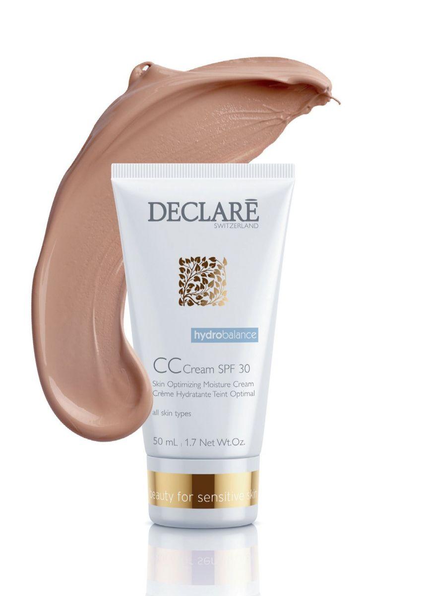 Новинка от Declare: CC-крем для лица с SPF 30