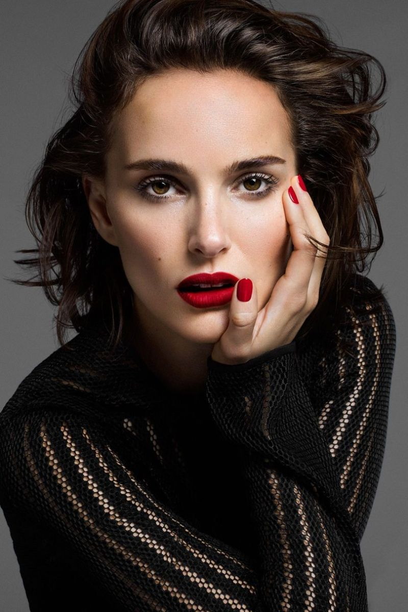 Натали Портман рассказала, без какой косметики не может обойтись (ФОТО)