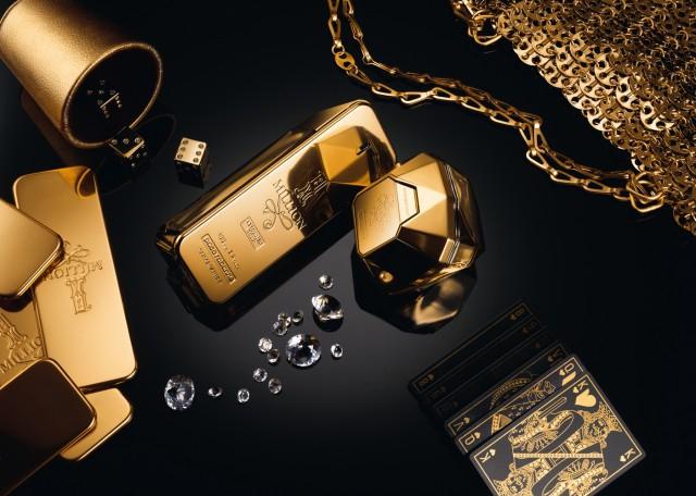 Магия золота: 3 аромата, которые спасут от депрессии этой осенью