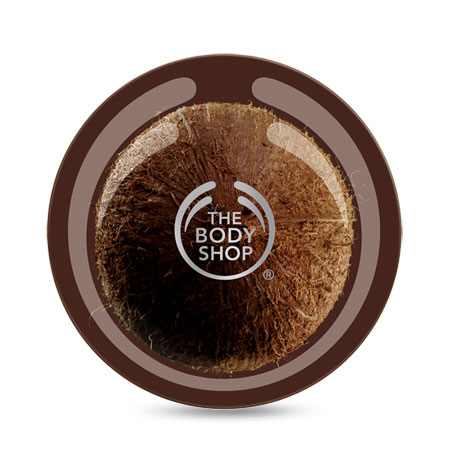Масло для губ The Body Shop Coconut Lip Butter