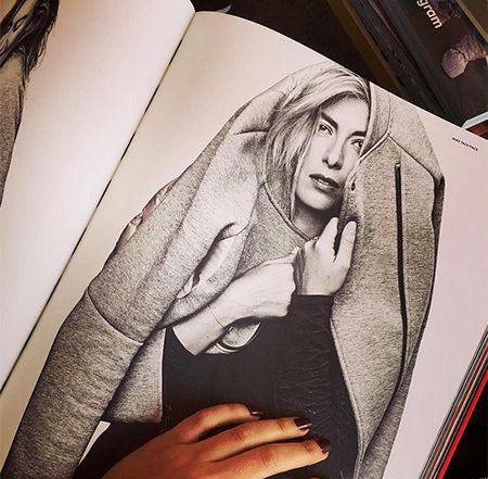 Девушка из Forbes: Мария Шарапова представляет коллекцию Nike