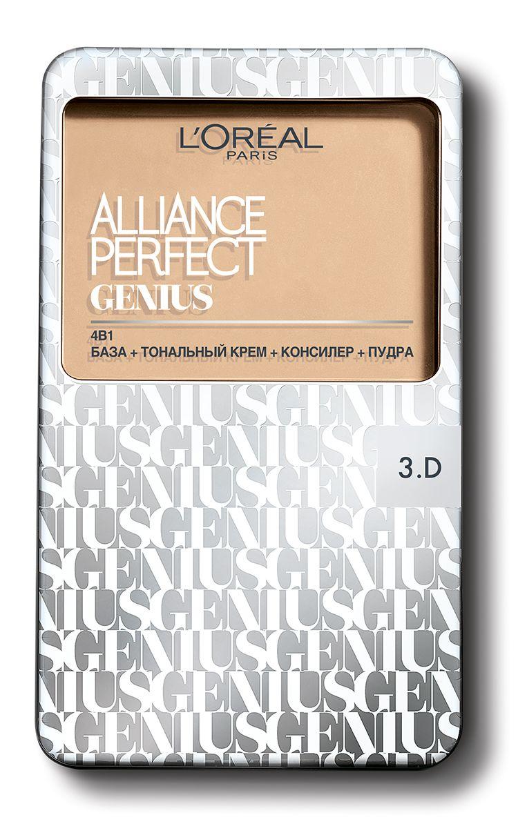 4-в-1 Alliance Perfect Genius от L'Oréal Paris тональный крем