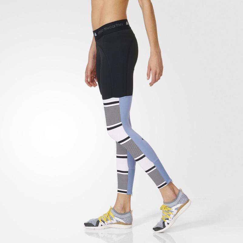 Карли Клосс показала стильный спорт для  adidas by Stella McCartney фото