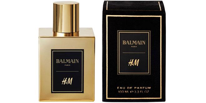 Доступная роскошь: новый аромат Balmain и HM