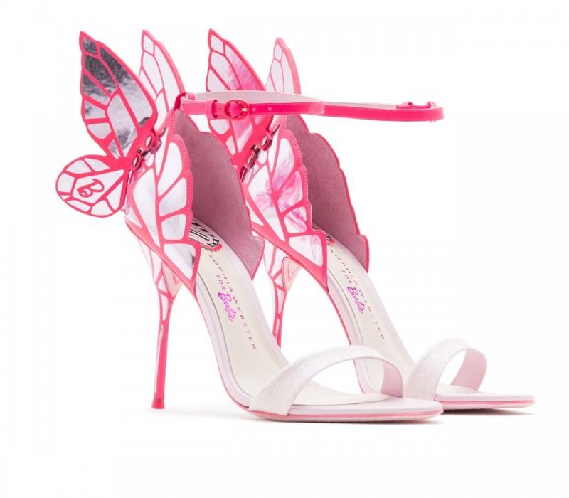 Туфельки для Барби: невероятная коллекция обуви от Софии Вебстер