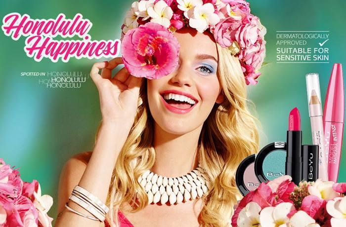 Бюджетно, ярко, летне: новая коллекция сезона лето 2016 Honolulu Happiness от BeYu