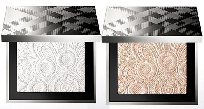 Палетки Burberry Velvet & Lace Makeup Collection Spring 2016