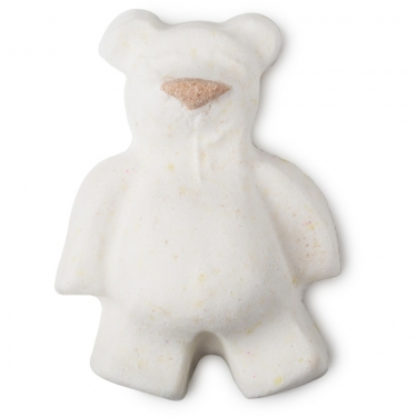 Бомбочка для ванны «Белый медвежонок» Lush