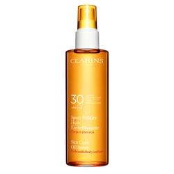 CLARINS Солнцезащитное масло-спрей для тела и волос SPF 30, 551,70 грн.