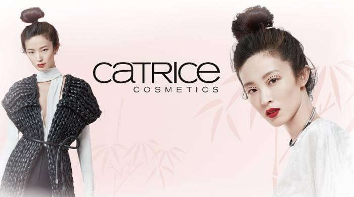Шелковый халат: переходная коллекция макияжа Zensibility весна-лето 2016 от Catrice