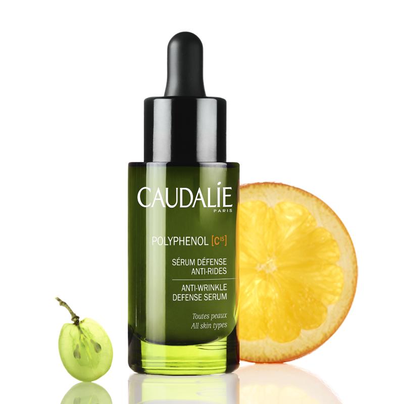 Caudalie Polyphenol C 15 Defense Serum Anti-Wrinkle Anti-Oxidant