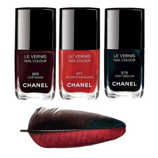 Вдохновились осенью: Chanel представили божественно красивую коллекцию макияжа