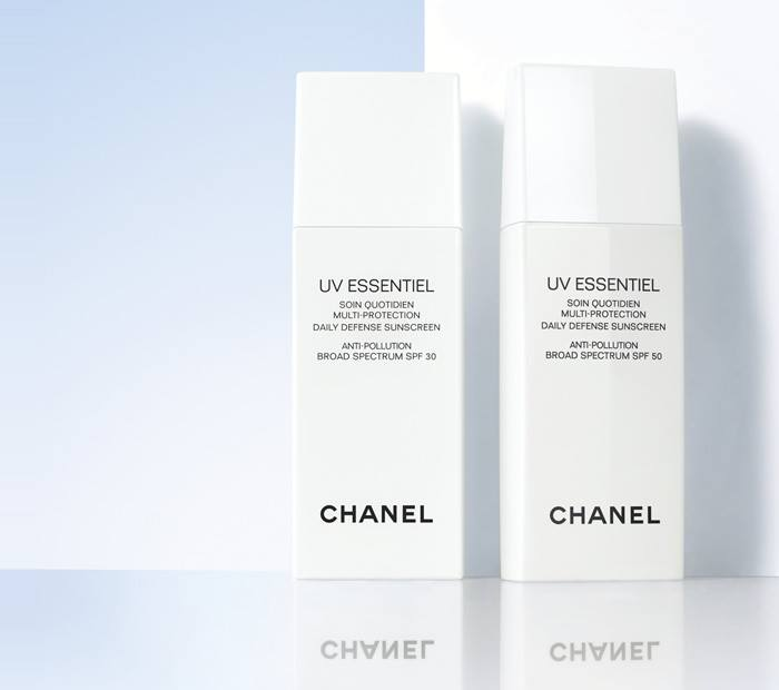 Надежный щит: новый солнцезащитный крем UV Essentiel от Chanel
