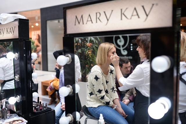 """Как это было: в ТРЦ Sky Mall состоялся """"Womans Day"""""""