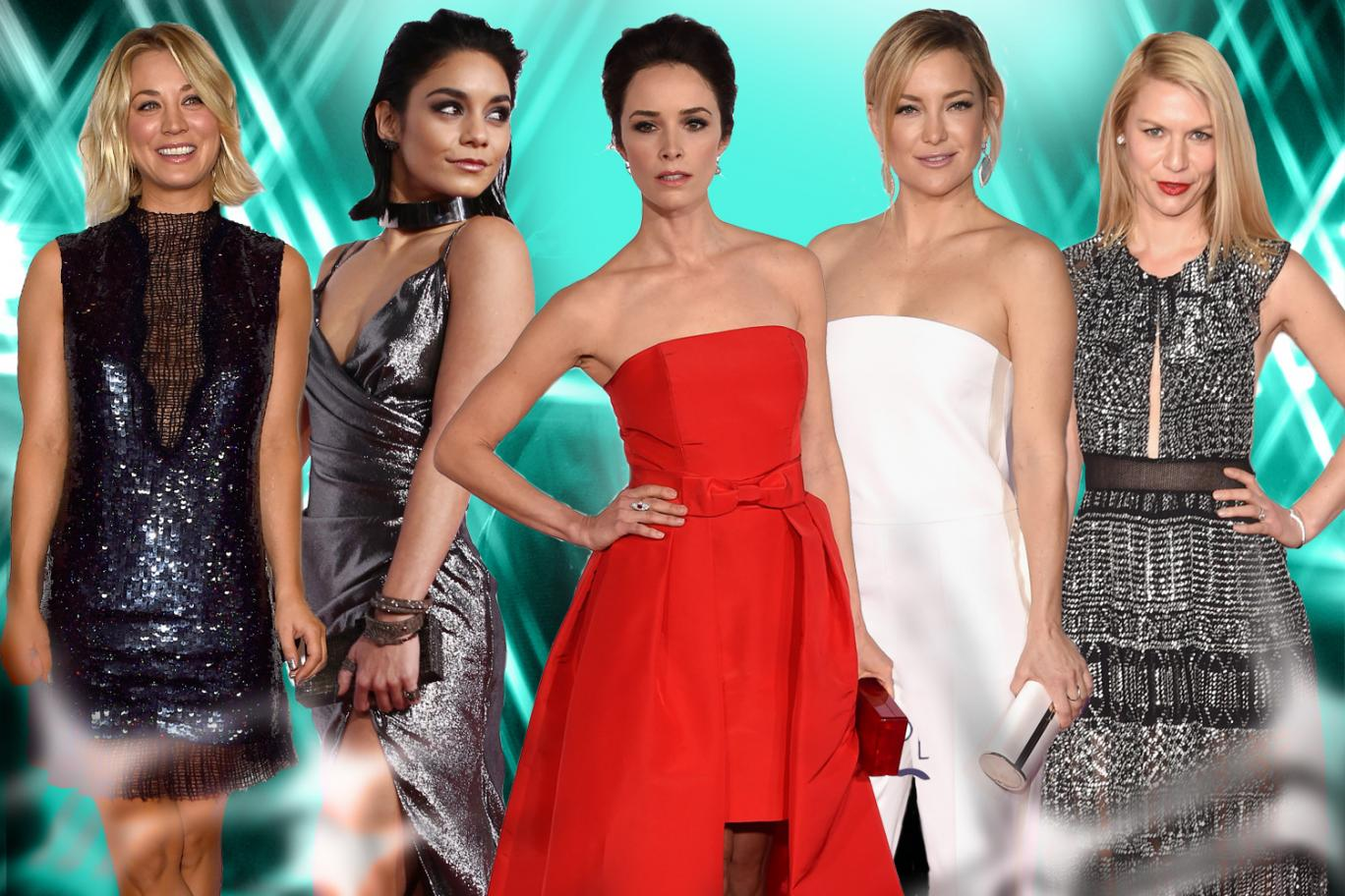 Peoples Choice Awards 2016 красная дорожка