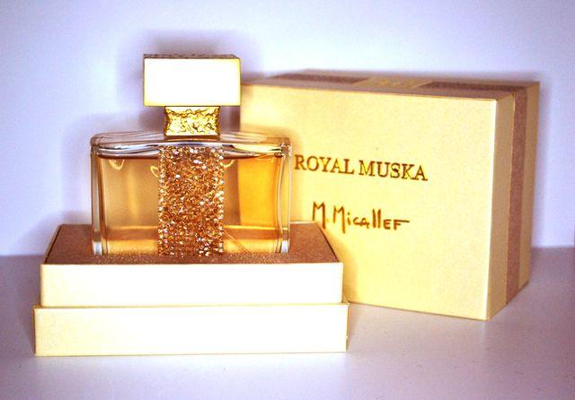 "Martina Micallef ""Royal Muska"" аромат"