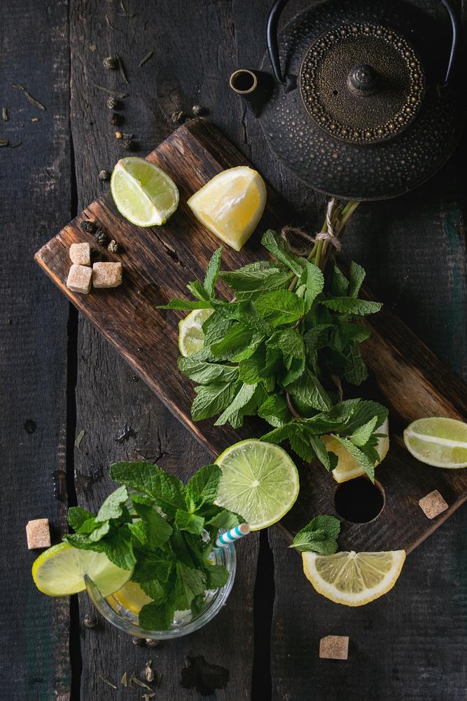 Нужно срочно освежиться! 5 простейших рецептов вкуснейших лимонадов