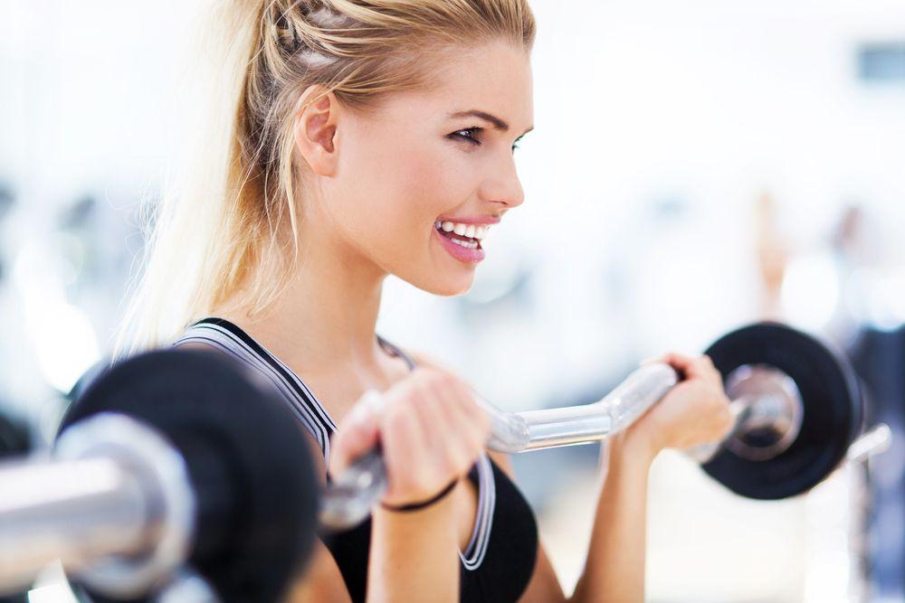 Секреты макияжа в спортзал