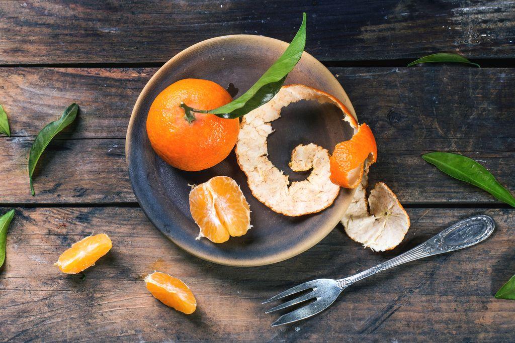 Худей на мандаринах: самая вкусная диета зимы