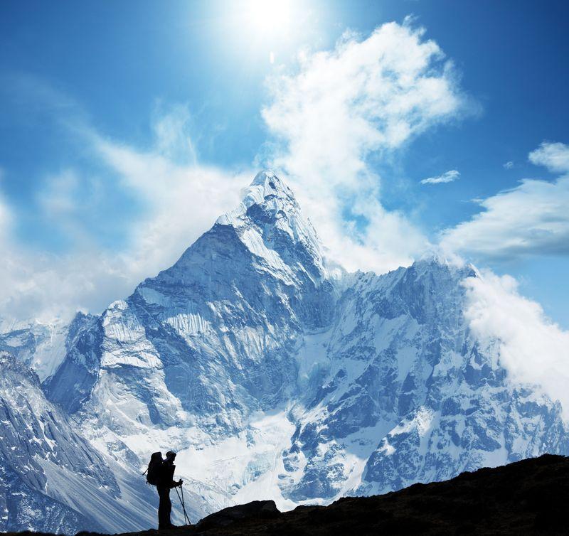 рюкзак на эверест, что брать на эверест, амуниция на эверест