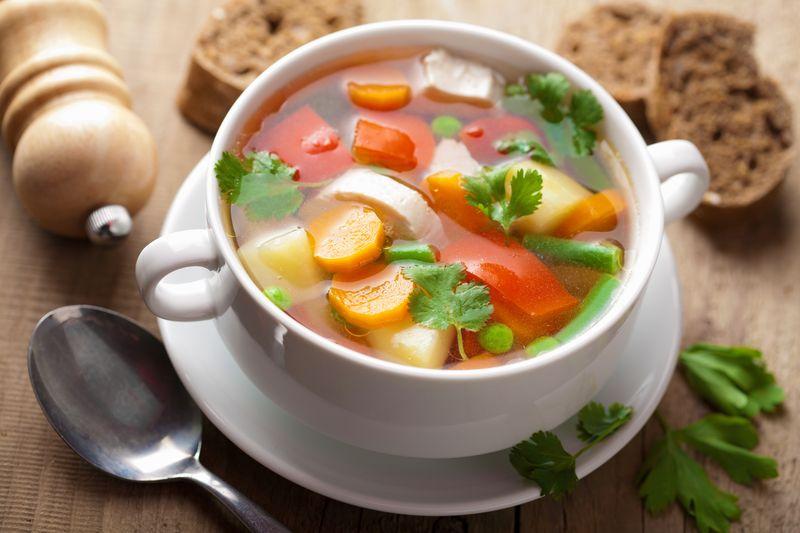 Диета на основе боннского супа