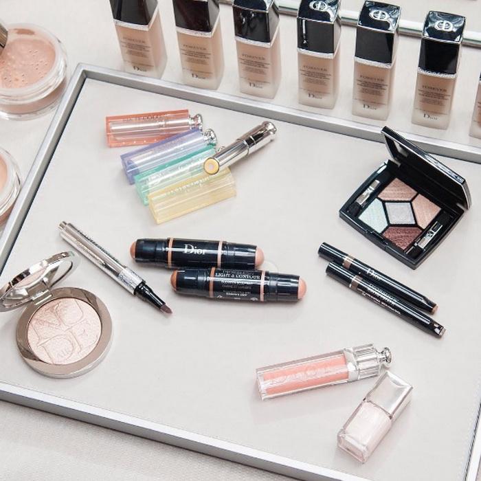 Первый взгляд: новая коллекция макияжа осень 2016 Skyline от Dior