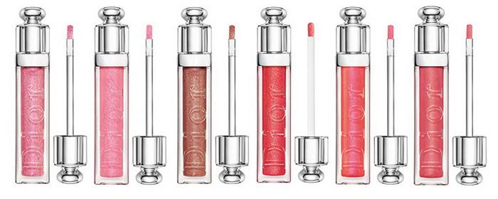 Больше блеска: Dior представили усовершенствованную линию блесков Addict Ultra-Gloss