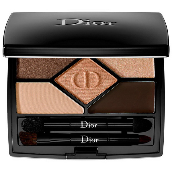 Сногсшибательный взгляд от Dior: бренд представил летние тени для глаз