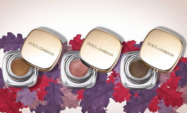 Сладкая осень: новая коллекция макияжа от DolceGabbana