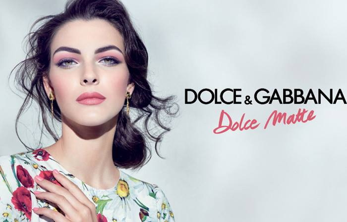 Сладкая роза: новые матовые помады Dolce Matte Lipsticks от Dolce and Gabbana
