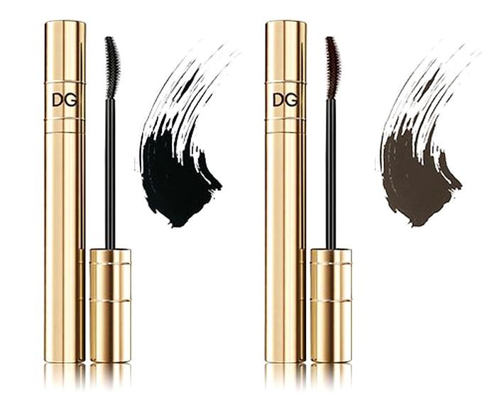 Dolce and Gabbana выпускают первую водостойкую тушь PassionEyes Waterproof Mascara