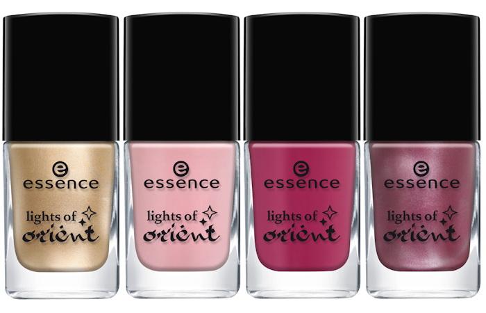 Дивный восток: новая большая коллекция макияжа лето 2016 Lights of Orient от Essence