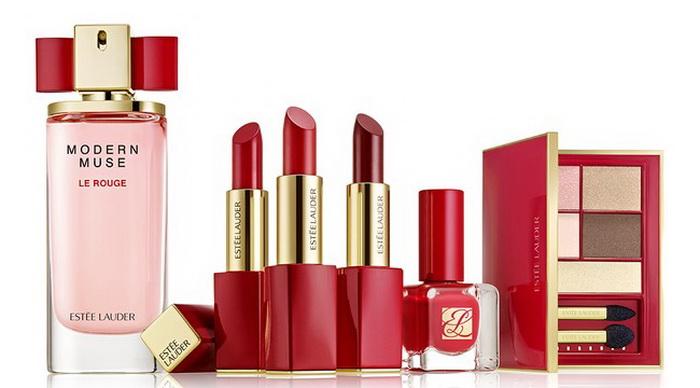 Во имя Красного: рождественская коллекция макияжа Estee Lauder Le Rouge Collection