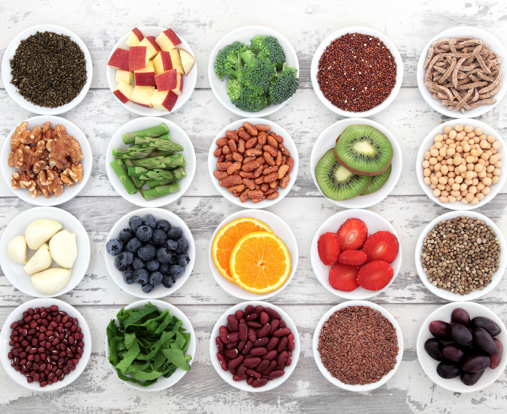Новые исследования: 8 суперпродуктов для женского здоровья
