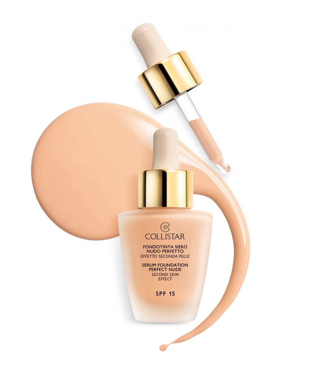 Новая тональная сыворотка Collistar Perfect nude (ФОТО)